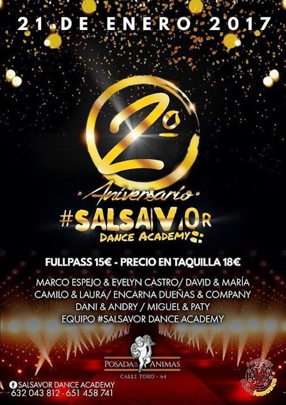 2do Aniversario Salsavor Dance Academy