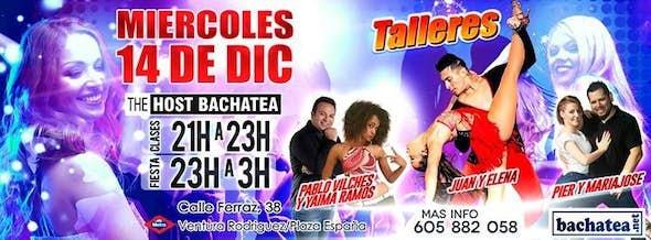 The Host Bachatea - Miercoles 14 diciembre
