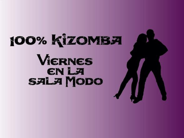 Friday 100% Kizomba