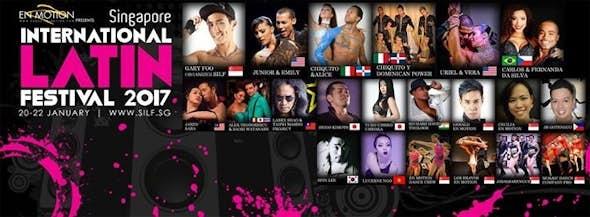 Singapore International Latin Festival 2017