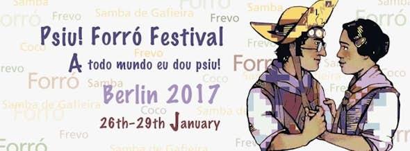 Psiu! Forró Festival 2017