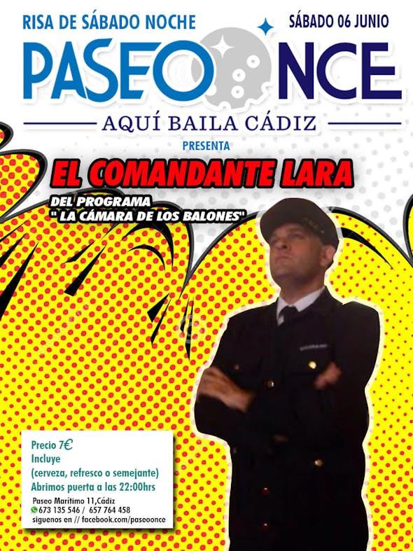 """""""EL COMANDANTE LARA"""""""