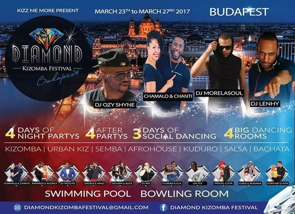 Diamond Kizomba Festival 2017