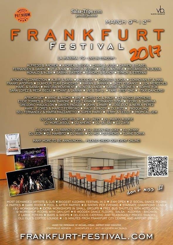 Frankfurt Festival 2017