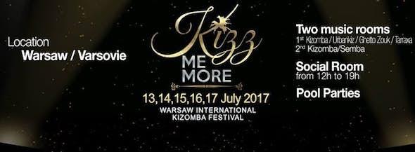 Kizz Me More Festival 2017 (2ª Edición)