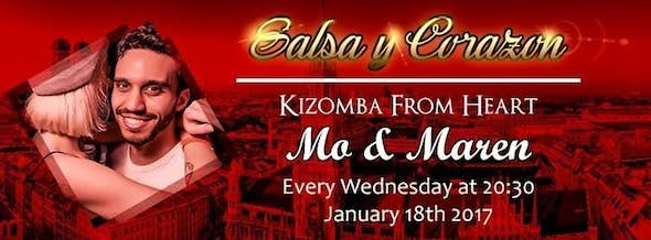 KFH; Kizomba Club for Intermediate and Advanced levels