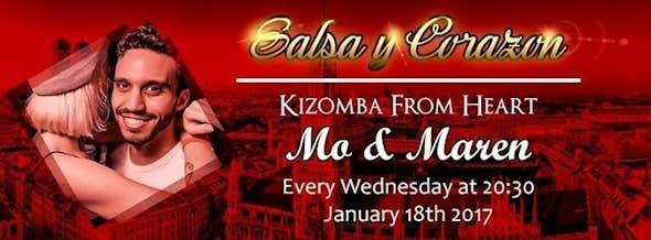 KFH; Kizomba Club para nivel intermedio y avanzado