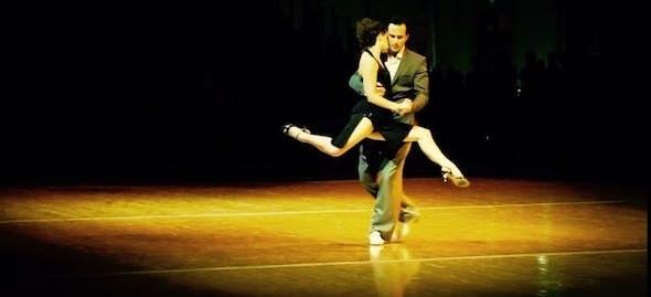 Murat's Tango: From Technique to Art