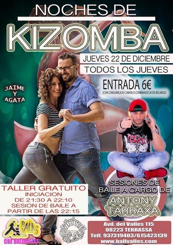 Kizomba Thursdays