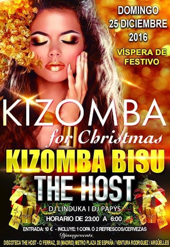 Kizomba for Christmas - Sunday 25-12-2016