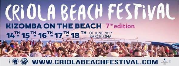 Criola Beach Festival 2017 (7ª Edición)