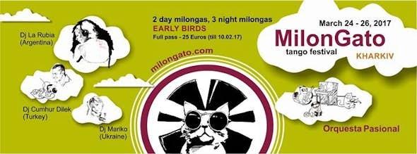 MilonGato Tango Festival 2017