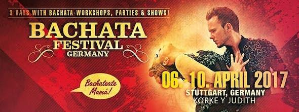Bachata Festival Stuttgart 2017