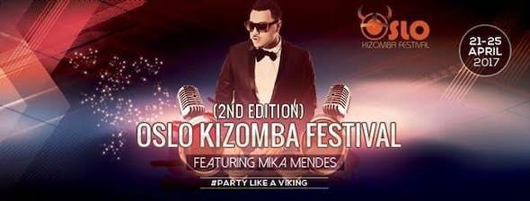 Oslo Kizomba Festival 2017 (2da Edicion)