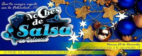 Noches De SALSA Friday 23