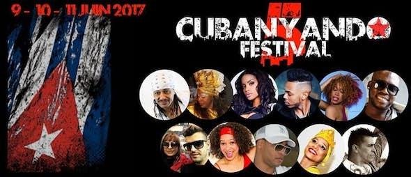 Cubanyando Festival 2017