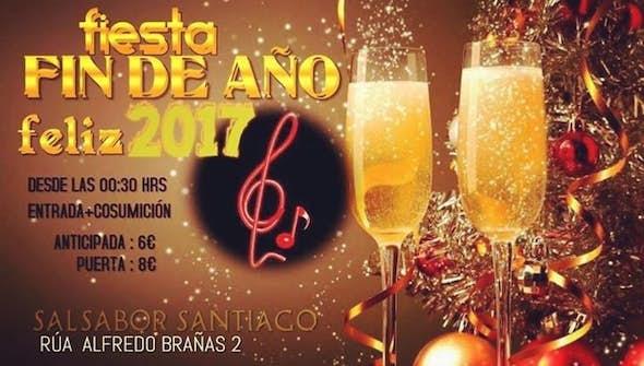 New Year's Eve Party #FELIZ2017