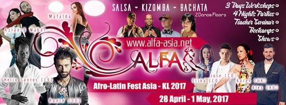 ALFA : Afro-Latin Fest Asia - KL 2017