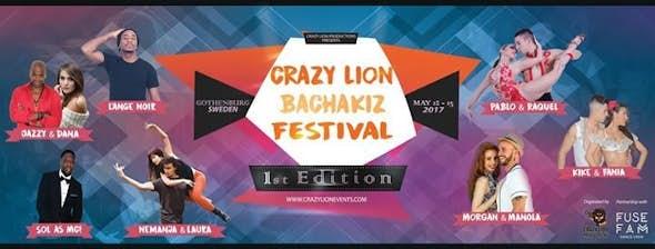Crazy Lion BachaKiz Festival 2017 (1ª Edición)