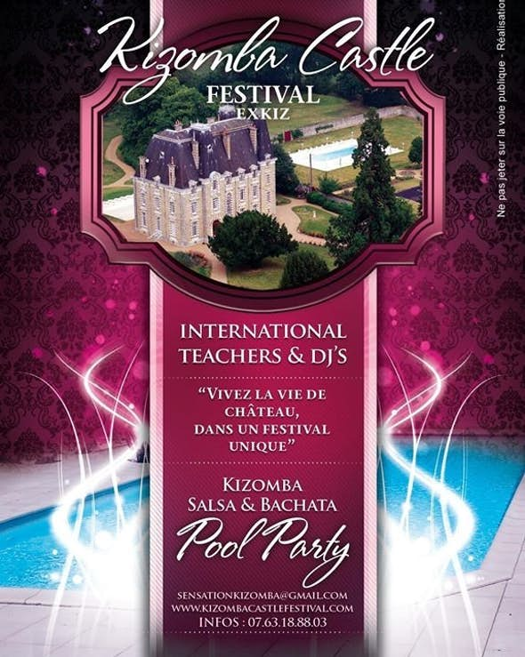 Kizomba Castle Festival Exkiz 2017 - 5th Edition