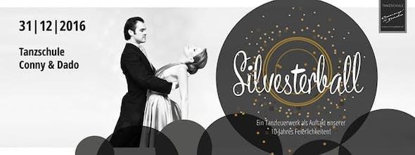 Silvesterball 2016/17 - 10 Jahre Tanzschule Conny & Dado