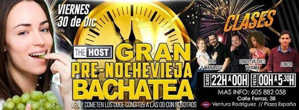 Gran Pre-NocheVieja Bachatea The Host