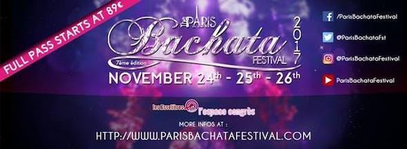 Paris Bachata Festival 2017 (7ª Edición)