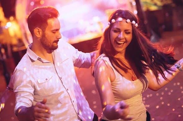 Salsa OnStage Party & Abend der offenen Tür