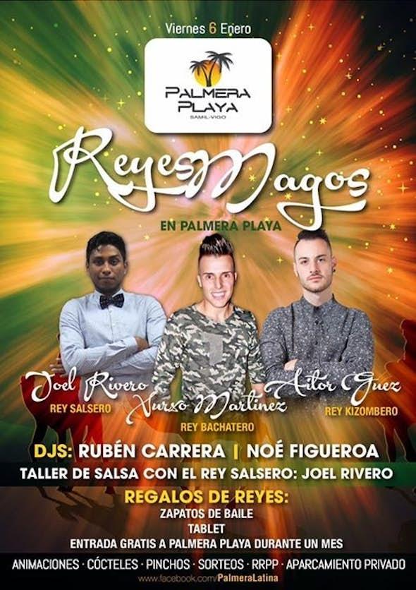 Reyes Magos in Palmera Playa!