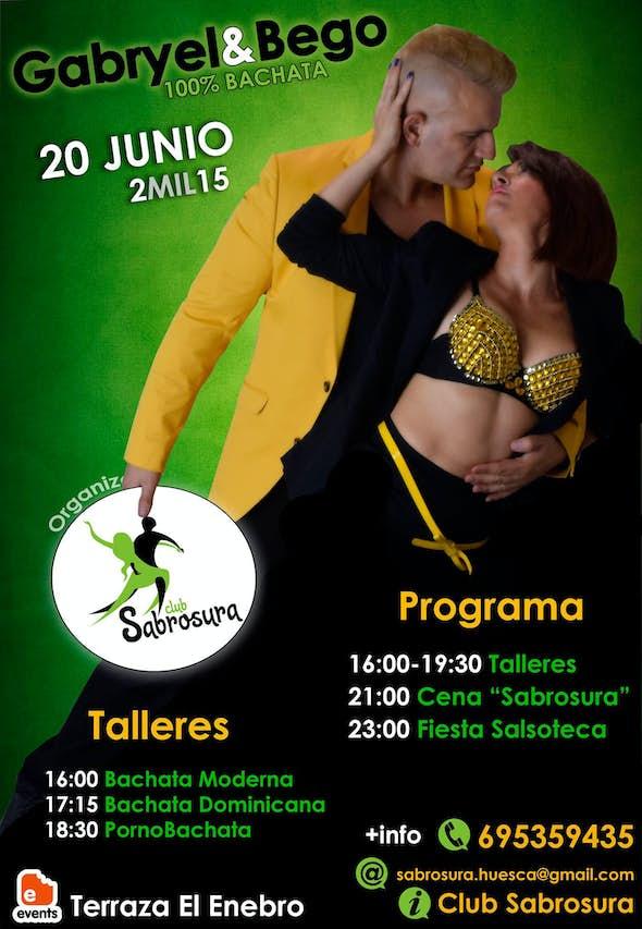 Fiesta Sabrosura. Fin de curso 2015