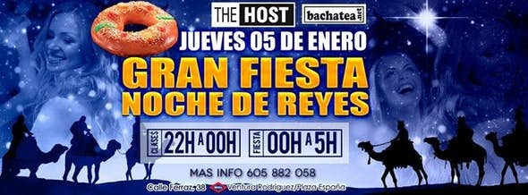 Bachatea Sensual The Host 05/01