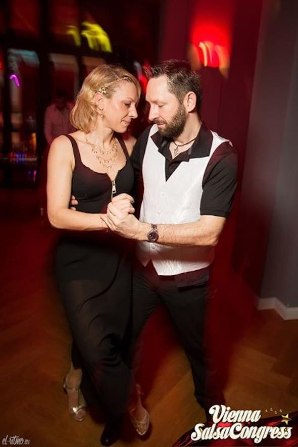 Kizomba 2 (Intermediate) Kurs