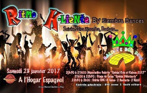 1st Ritmo K-Liente 2017 By Siembra Dances