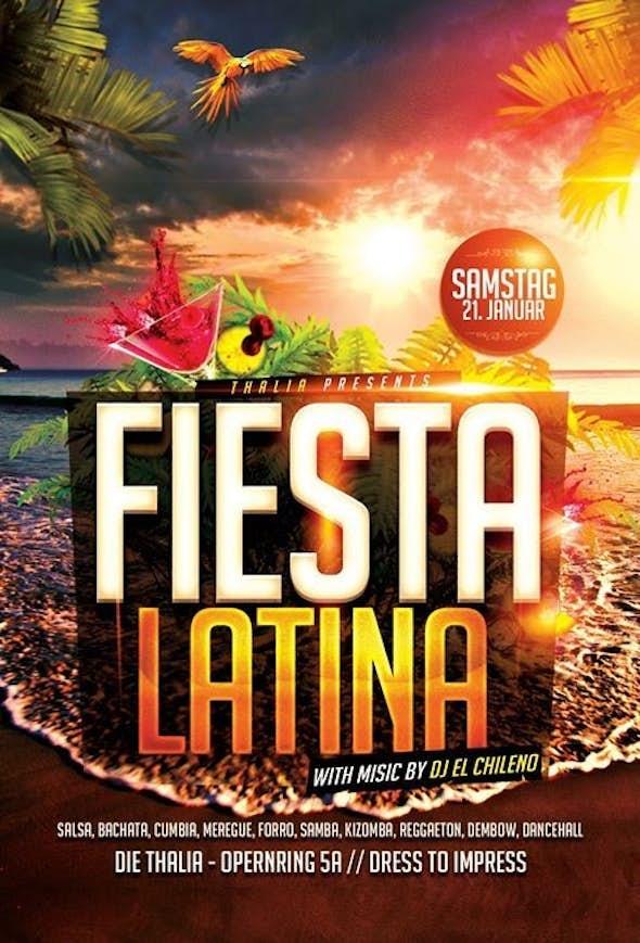 Fiesta Latina (Original mit Pedro Dj-El-Chileno)