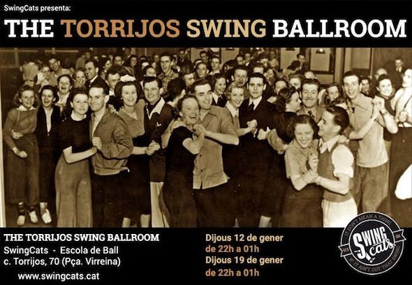 The Torrijos Swing Ballroom