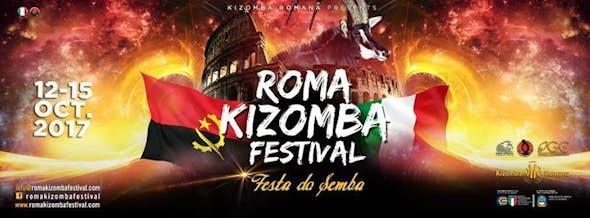 Roma Kizomba Festival 2017 (4ª Edición)