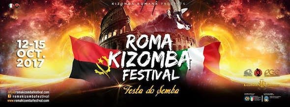Roma Kizomba Festival 2017 (4th Edition)