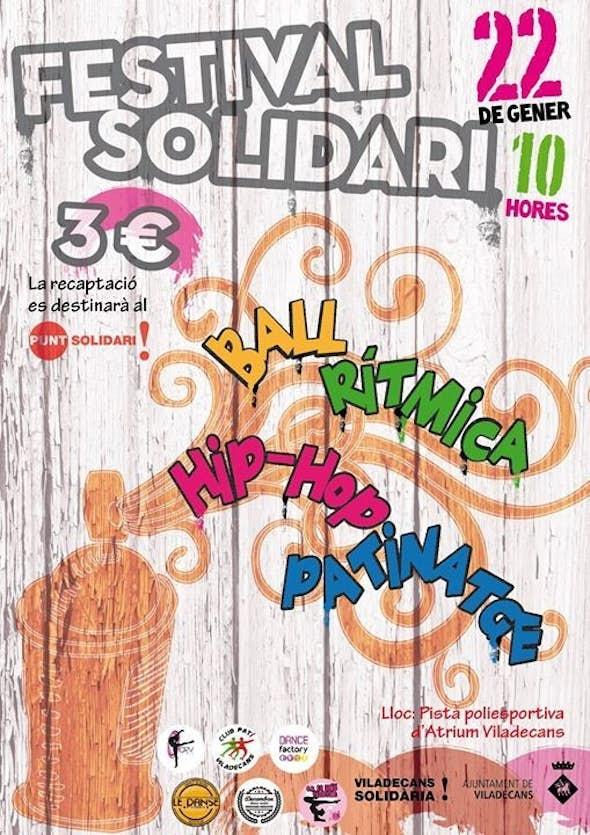 Festival Solidario Dance Factory