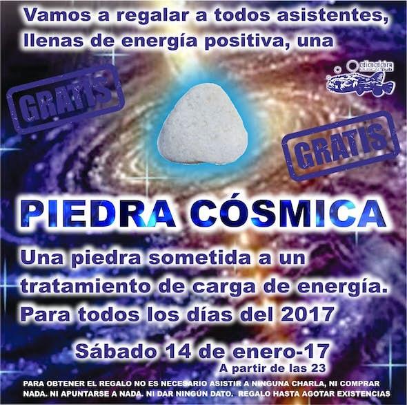 Las piedras Cosmicas