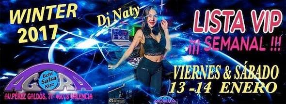 Viernes 13 y sábado 14 de enero en Agora Salsa Valencia