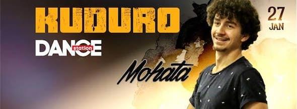 Kuduro workshop с Mohata