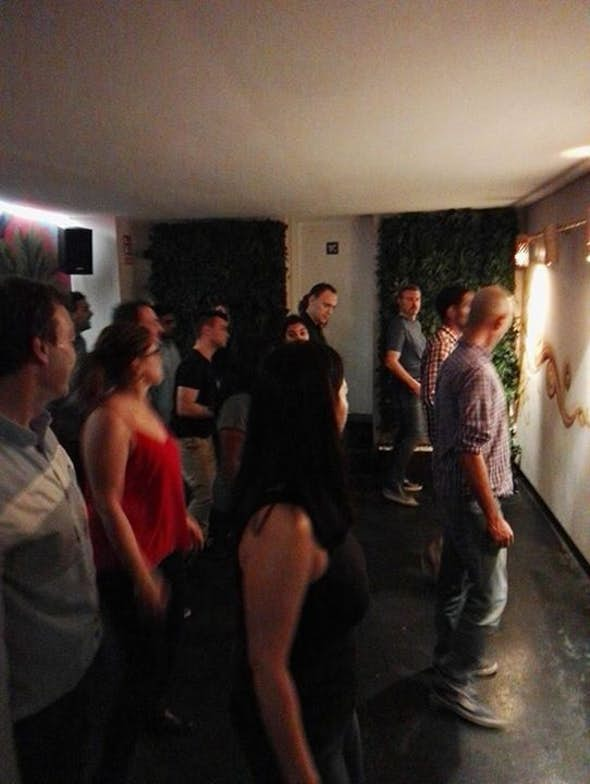 Free Class Salsa Bachata and Animation in Barcelona center