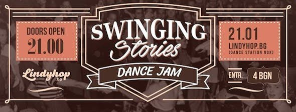 Swinging Stories Dance Jam Vol.5
