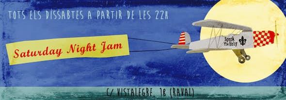 Saturday Night Jam by Spank The Baby