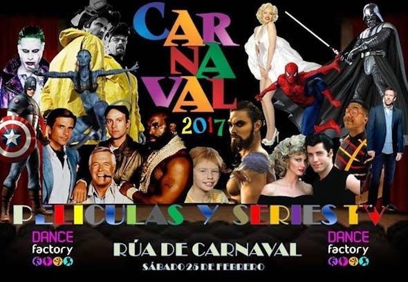 Carnaval 2017 in Dance Factory