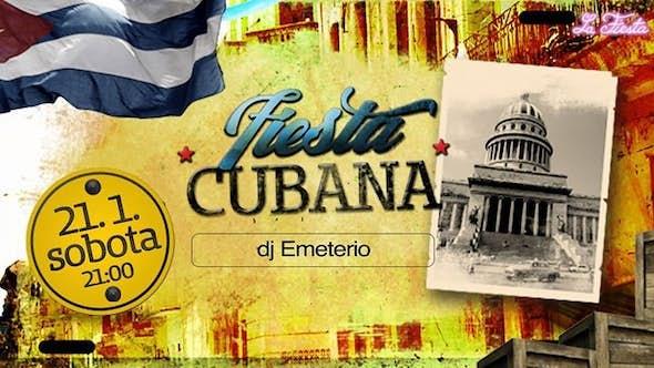 Fiesta Cubana (DJ Emeterio)