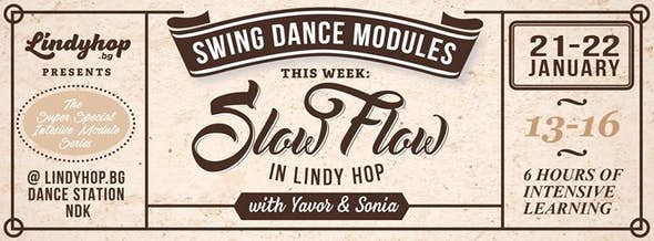 Slow Flow in Lindy Hop Module