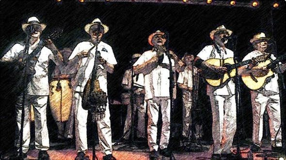 Son de La Rambla in Harlem Jazz Club