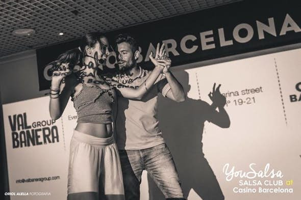 Workshop of Salsa La with Juanjo Oller and Sandra Mata