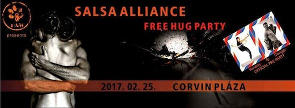 Salsa Alliance - Free Hug Party